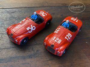 Pack Ferrari 125 S